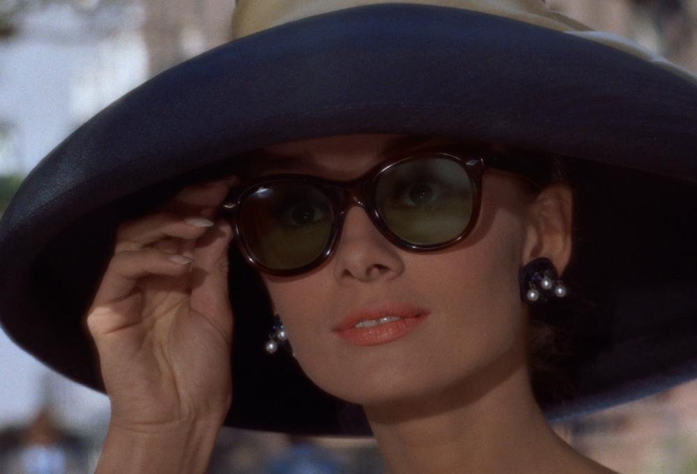 Occhiali da sole Audrey Hepburn