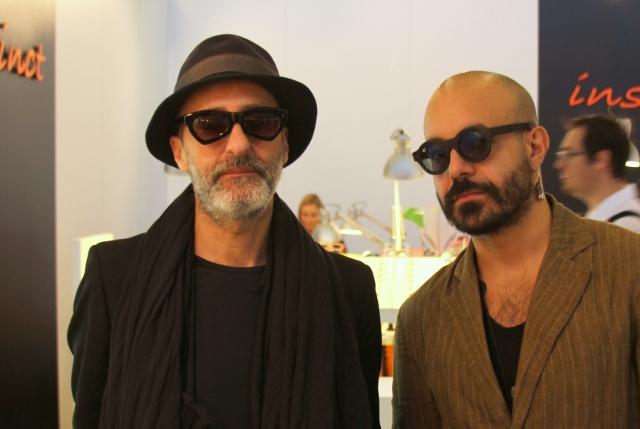 Livio Graziottin e Sergio Eusebi